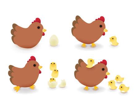 Happy Farm  Ilustração