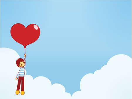 broken love: Cute Character