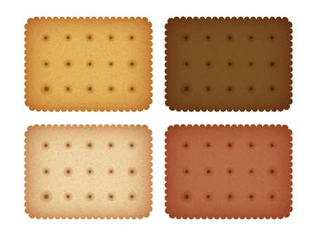 cracker: Biscuit Cookie Cracker Collection