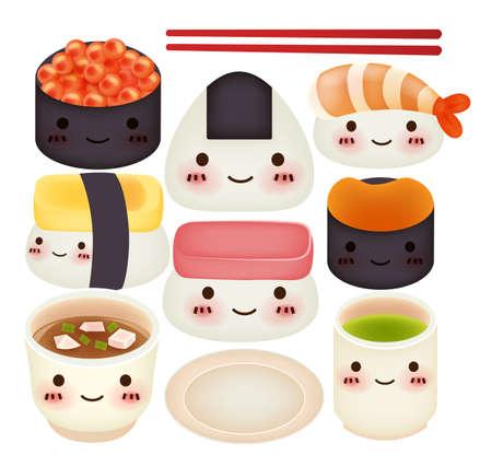 bento: Sushi Collection
