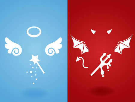 heaven: �ngel Diablo Concept