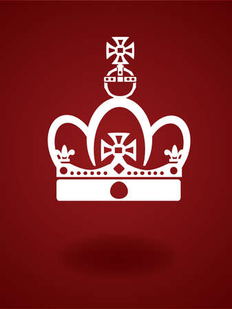 Royal Concept Icon  Vector
