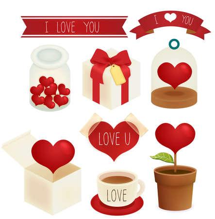 Valentine Wedding  icon   Vector