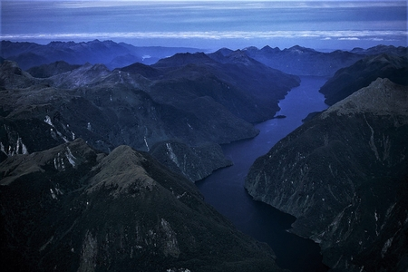Doubtful Sound - Fiordland National Park - New Zealand