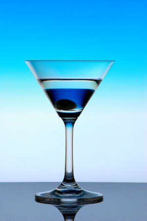 Neon Martini Stock Photo - 5465762