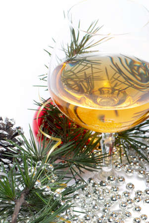 New Year's composition Stock Photo - 5465775