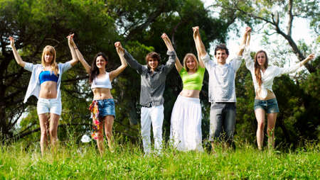 elation: Youth group against the nature