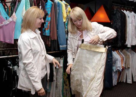 Clothes Shopping photo