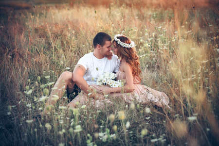carino: Amor y afecto entre una joven pareja