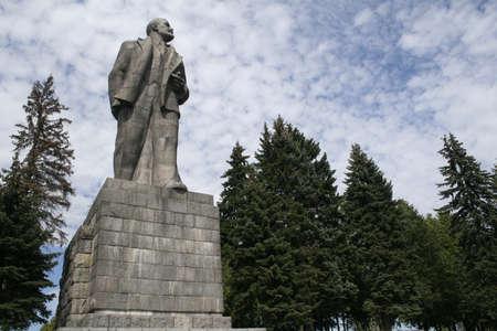 lenin: The biggest monument to Lenin
