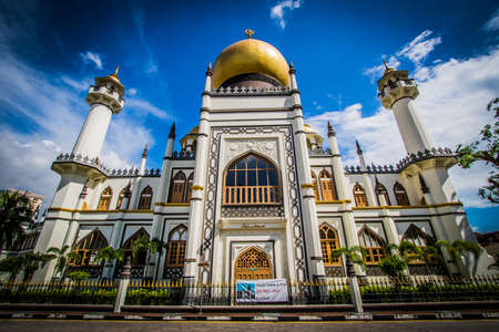 Masjid Sultan Editorial