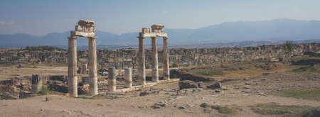 Hierapolis Ancient City Editorial