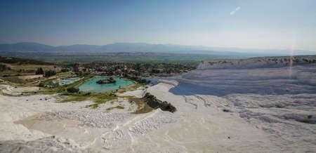 Hot Spring Pool of Pamukkale