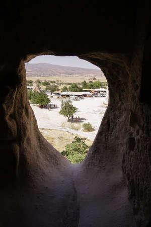 Cave at Uchisar Village Editorial