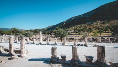 Ephesus Ruins Editorial