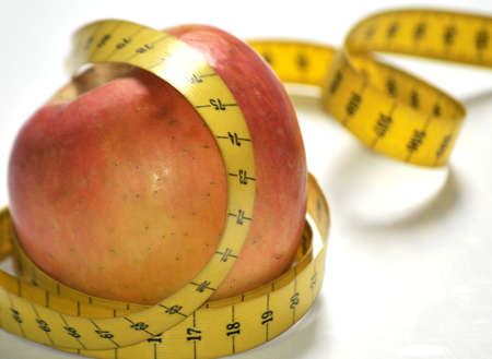 make a diet control with better nutrition photo