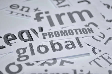 global promotion for online business marketing sales photo