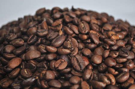 natural coffe preparing for molturation grand cru blue mountain Stock Photo - 17953912