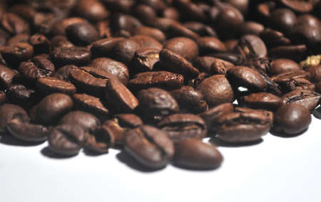 coffee beans ingredient roast elaboration capuccino