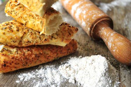 elaboration: italy culinary art focaccia trattoria elaboration clasical ingredients