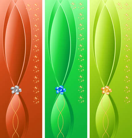abstract ornament for background  Illustration