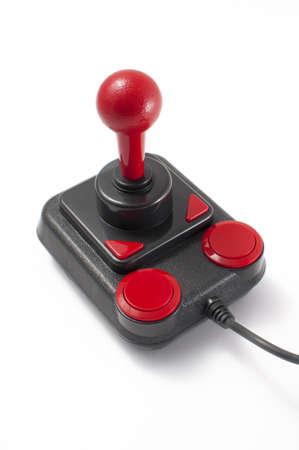 command button: Joystick