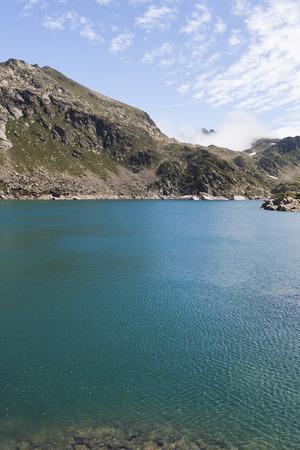 andorra: Lake Juclar in Andorra