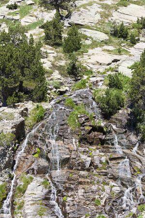 cascade: Small Cascade in Andorra