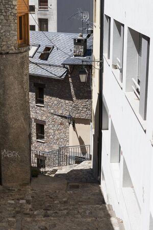 alley: Alley in Andorra