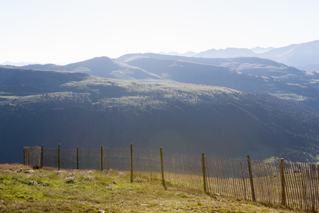 fence: Fence on the Mountain