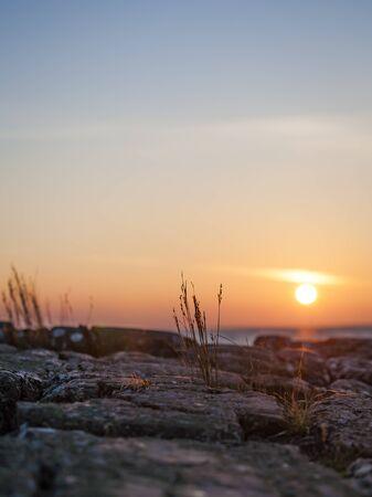 baltic sea: Sunset by Baltic Sea