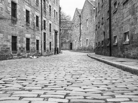 alley: Croft-an-Righ in Edinburgh