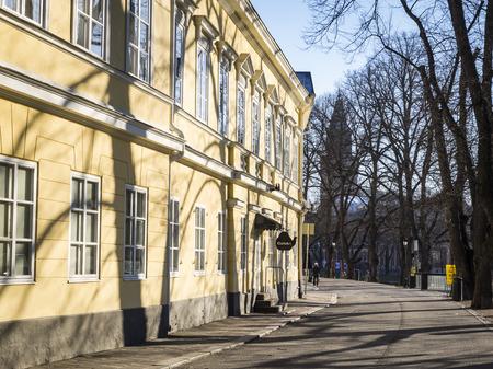 finland: Turku, Finland