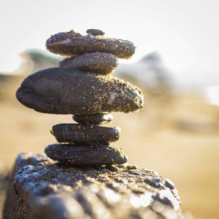 harmonizing: Feng Shui Stones