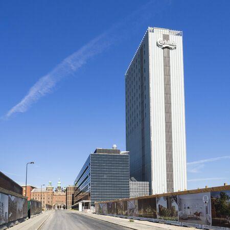 carlsberg: Old and New Carlsberg Buildings in Copenhagen