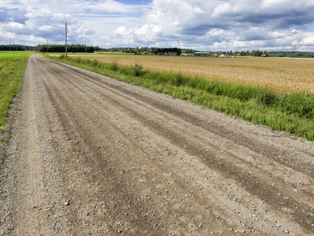dirt: Dirt Road Stock Photo
