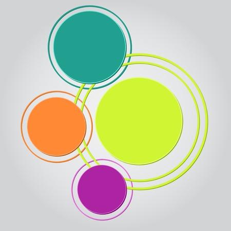 circles Stock Vector - 21097722