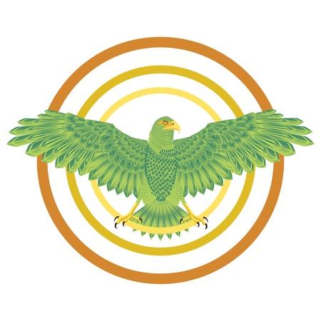 eagle Stock Vector - 21097725