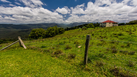 lamington: This building near Lamington National Park in Queensland resembled a mountain lodge given its scenic location in the aptly named Scenic Rim.