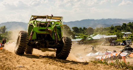 part of me: Mountain races - an offroad motorsport event as part of the Seslong Festival in Tboli, South Cotabato, in March 2016. The track was so well located that I had to capture both the race and the scenery. Editorial
