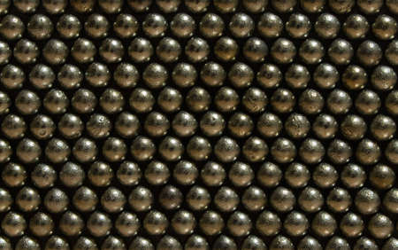 bb gun: Metallic bullets for airguns useful for backgrounds Stock Photo