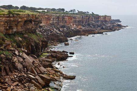 shore line: Boca do Inferno