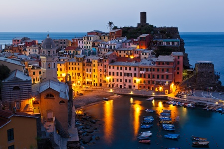 Vernazza in the Morning Light photo