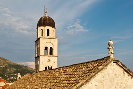 franciscan: Franciscan Monastery in Dubrovnik, Croatia Stock Photo