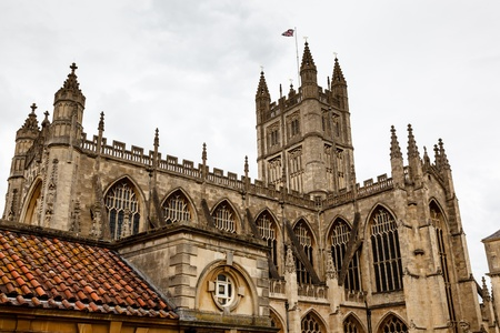 abbey: Bath Abbey is Englands Last Great Medieval Church