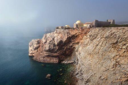Fort of Santo Antonio de Belixe, Sagres, Algarve, Portugal