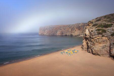 Praia do Beliche, Sagres, Algarve, Portugal