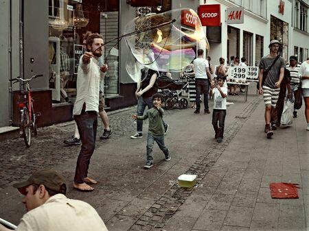 boyhood: Street Happiness Editorial