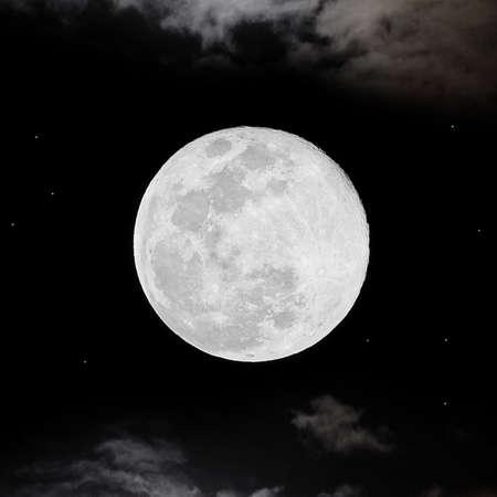 moon moonlight night view