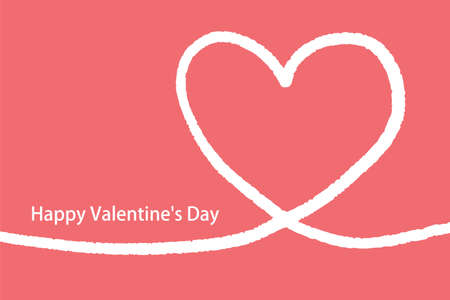 Valentines day, Love illustration 일러스트